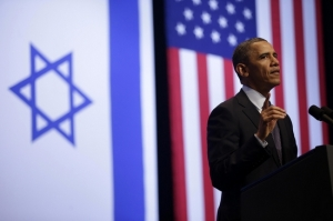 Barack Obama (source : site web AIPAC)