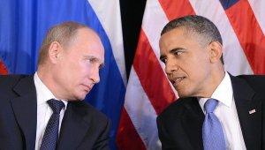 Le président Russe Vladimir Poutine et le président Obama lors du Sommet du G20 au Mexique le 19 juin 2012 (photo : AFD/Jewel Samad