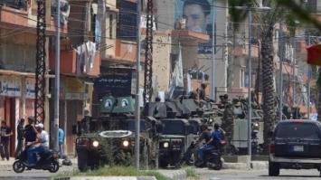 L'armée libanaise a dû déployer ses troupes pour mettre fin aux combats de rue qui ont éclaté à Tripoli (Liban du Nord) depuis le 19 mai entre des sunnites pro-opposition syrienne du quartier de Bab el-Tebbaneh et des alaouites pro-Damas de Jabal Mohsen, faisant 20 morts et une centaine de blessés (photo : Press Tv).