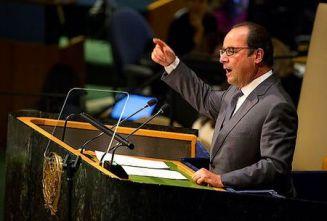 Hollande ONU