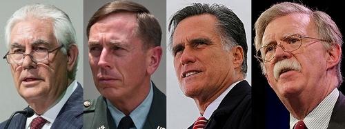 Tillerson, Petraeus, Romney, Bolton.jpg